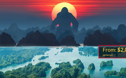 """Chỉ sau 1 ngày công chiếu, các tour du lịch """"ăn theo"""" phim """"Kong: Đảo đầu lâu"""" đã xuất hiện"""
