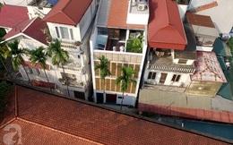 Cuộc gặp gỡ giữa truyền thống và hiện đại của ngôi nhà 60m² ở quận Tây Hồ, Hà Nội