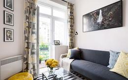 Sau cải tạo, căn hộ 45m² này đã có những bước tiến ngoạn mục về cả thẩm mỹ lẫn công năng