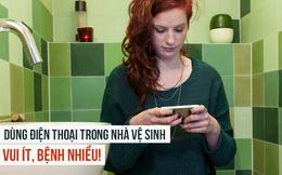 Ai dùng điện thoại trong tình huống này có thể phải đối mặt với căn bệnh nguy hiểm