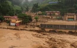 Lũ quét khủng khiếp ở miền Bắc: 33 người chết và mất tích, hơn 240 nhà bị hư hỏng