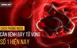 Căn bệnh trăm nghìn người chết mỗi năm ở VN: Không phải ung thư, Trung Quốc đang cảnh báo