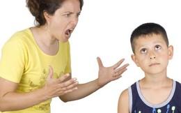 Trước khi mắng con hãy nghĩ thật kĩ, đừng vì một lời mắng mà làm hỏng cả tương lai của con trẻ