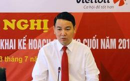 Tổng giám đốc Vietlott đột ngột xin từ chức