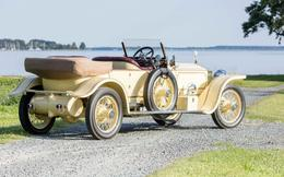 """Chiêm ngưỡng xe Rolls-Royce """"Con ma bạc"""" cổ từng được mệnh danh là chiếc xe đắt nhất thế giới"""