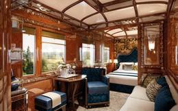 Sau gần 40 năm bị ngừng hoạt động, con tàu Orient Express tái xuất với những toa khách còn sang trọng hơn trước bội phần