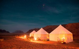 Top 5 khu cắm trại đẹp nhất thế giới – Nơi sang trọng như cung điện, nơi phóng khoáng giữa thiên nhiên hoang dã