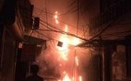Hà Nội: Cháy nhà 4 tầng, 2 người chết