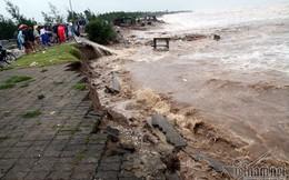 Đồ Sơn 'thất thủ', Nam Định sóng đánh vào tận nhà