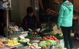 Hà Nội: Rau củ rẻ, hoa quả đắt gấp rưỡi dịp Rằm tháng Giêng