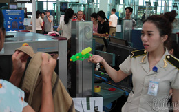 Những món hàng cấm không bao giờ được lên máy bay