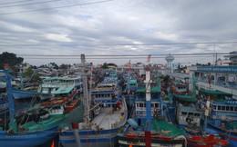 Ảnh hưởng bão Tembin, miền Tây bắt đầu có mưa và gió mạnh
