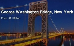 Những cây cầu có giá xây dựng đắt đỏ nhất hành tinh