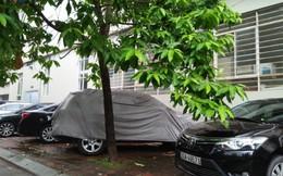 Hà Nội: Khu đô thị Dịch Vọng vỉa hè thành bãi đỗ xe