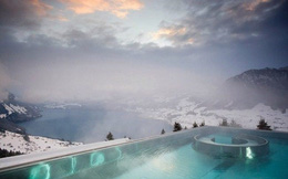 Những bể bơi vô cực ấn tượng nhất thế giới