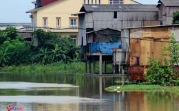 Bắc Ninh: Hàng trăm hộ dân lấn sông dựng nhà