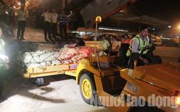 [VIDEO]: 40 tấn hàng Nga cứu trợ đến người dân vùng bão Khánh Hòa