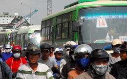 TP.HCM sẽ có đường riêng cho xe buýt