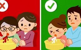 6 cách sơ cứu khi bị thương có thể gây tổn hại nghiêm trọng sức khoẻ của bạn