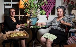 """Bữa ăn tối chuẩn """"văn hóa Mỹ"""" - câu chuyện từ những bức ảnh khiến nhiều người suy ngẫm"""