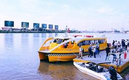 Tuyến buýt đường sông ở Sài Gòn chính thức đón khách vào đầu tháng 11