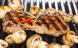 Đồ nướng không tốt nhưng bạn nên nướng thực phẩm này vì nó giúp ngừa ung thư, bệnh tim