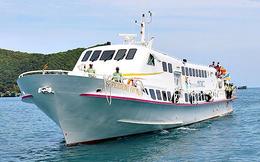 Tàu cao tốc Superdong Kiên Giang (SKG) bị phạt vì chậm công bố thông tin về quyết định truy thu thuế