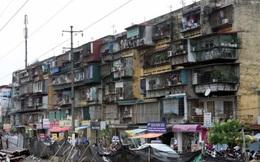 Doanh nghiệp đầu tư dự án cải tạo, xây dựng lại chung cư cũ được miễn tiền sử dụng đất