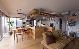 """Nội thất và thiết kế căn hộ 84m2 của cặp vợ chồng trẻ """"gây sốt"""" trên báo Mỹ"""