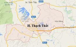 Hà Nội: Duyệt điều chỉnh Quy hoạch chung xây dựng huyện Thạch Thất