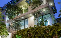 Báo Mỹ ngỡ ngàng với ngôi nhà tràn ngập cây xanh tuyệt đẹp giữa lòng Sài Gòn