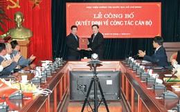 Công bố quyết định nhân sự của Ban Bí thư, NHNN, Tập đoàn Petrolimex