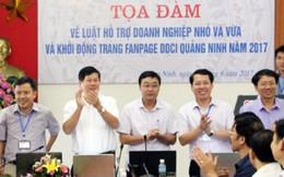 """Quảng Ninh có fanpage doanh nghiệp """"chấm điểm"""" sở, ngành"""