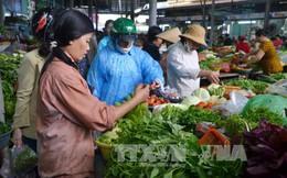 Giá rau ở Kon Tum tăng, giảm thất thường