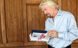 Đừng bỏ lỡ 5 cuốn sách được tỷ phú Richard Branson yêu thích nhất năm 2016