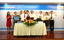 Sacombank hợp tác toàn diện với cổ đông lớn nhất của LienVietPostBank