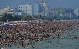 Mỗi tháng Việt Nam đón hơn 1 triệu khách quốc tế