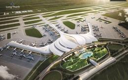 Tổng hội xây dựng Việt Nam chọn biểu tượng của sân bay Long Thành là hình hoa sen