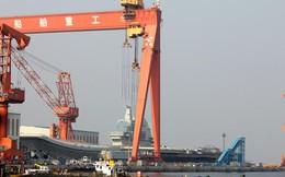 Tàu sân bay thứ 2 của Trung Quốc sẵn sàng hạ thủy