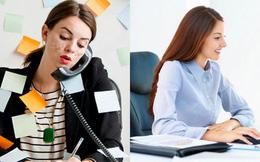 15 điểm khác biệt giữa người bận rộn và người làm việc hiệu quả