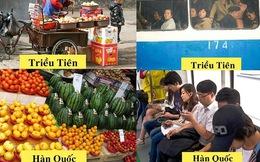Sau 70 năm chia cắt, Hàn Quốc - Triều Tiên khác nhau như thế nào?