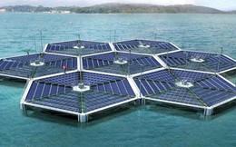 Đầu tư dự án điện mặt trời nổi 1.500 tỉ đồng ở hồ thủy điện Đa Mi