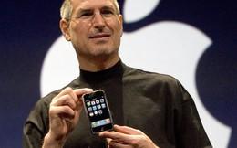 Khoảnh khắc lịch sử khi Steve Jobs khai sinh điện thoại iPhone