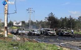 Đánh bom đoàn xe chở người tị nạn Syria, 100 người thiệt mạng