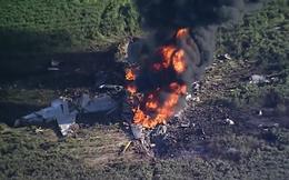 Máy bay tiếp nhiên liệu trên không của Mỹ gặp nạn, 16 người thiệt mạng