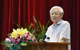 Tổng bí thư gặp mặt cán bộ lãnh đạo cấp cao nghỉ hưu
