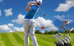 Golf - môn thể thao không đắt để chơi nhưng quá tốn để bắt đầu