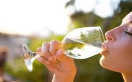 Sự thật: Uống rượu vang trắng có hại hơn bạn tưởng