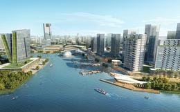 Cao ốc chọc trời Landmark 81, Empire City, Spirit Of Saigon...đang xây dựng đến đâu?