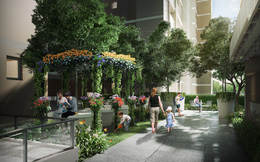 Đại gia địa ốc dốc hầu bao đầu tư không gian sống xanh hút người mua nhà